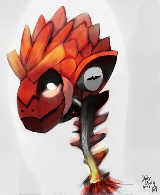 dragon+head