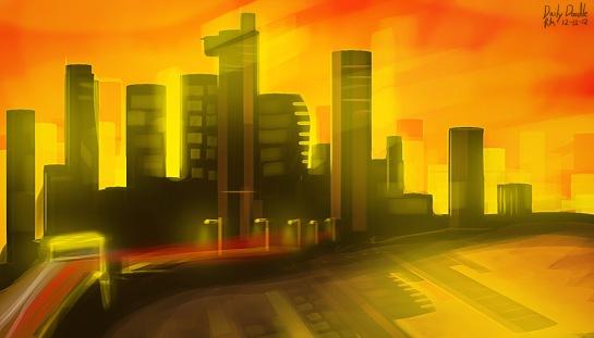 Fiery_sky_city
