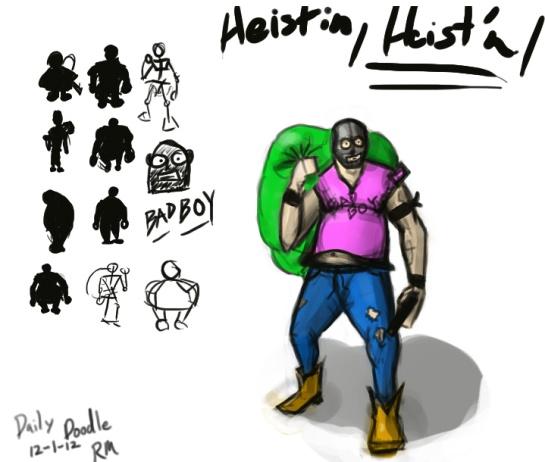 HeistN