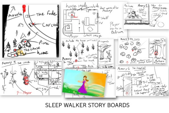 Whole Story Board