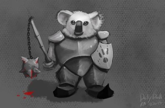 great_panda_warror