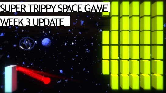 Trippy Space Game
